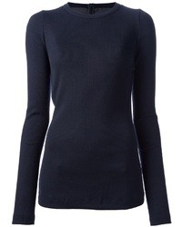 Navy long sleeve t shirt original 1282785