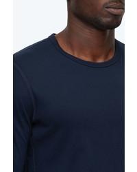 Reigning Champ Crewneck Long Sleeve T Shirt