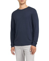 Theory Essential Anemone Long Sleeve T Shirt