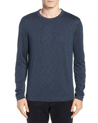 Theory Gaskell Regular Fit Long Sleeve T Shirt