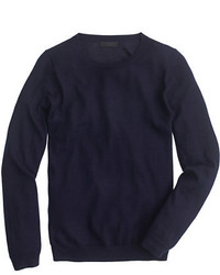 Italian featherweight cashmere long sleeve t shirt medium 522018