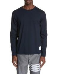 Thom Browne Long Sleeve T Shirt