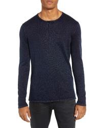 John Varvatos Star USA Long Sleeve T Shirt