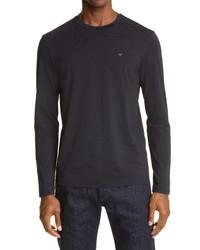 Emporio Armani Long Sleeve Travel T Shirt