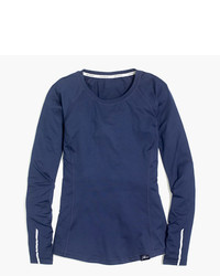 J.Crew New Balance For In Transit Long Sleeve T Shirt