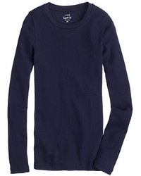 Perfect fit long sleeve t shirt medium 252303