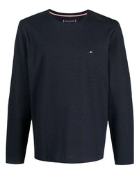 Tommy Hilfiger Waffle Long Sleeve Top