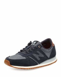 New Balance 420 Chambray Low Top Sneaker Blue