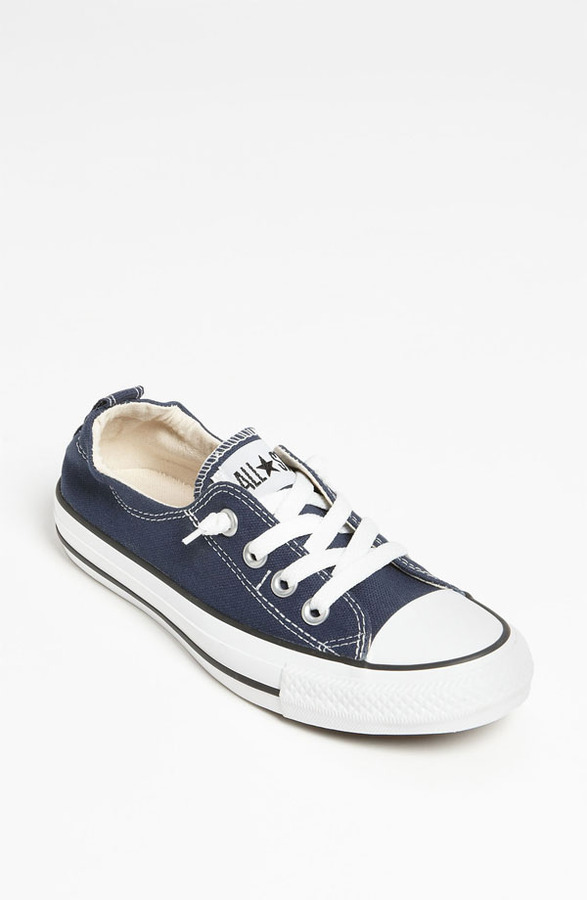f05f28cd510d ... Navy Low Top Sneakers Converse Chuck Taylor Shoreline Sneaker ...