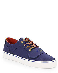 Creative Recreation Canvas Low Top Lace Up Sneakers