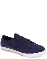 Feiyue Fe Lo Plain Canvas Sneaker