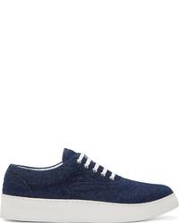 Krisvanassche indigo denim sneakers medium 593010