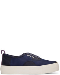Eytys Navy S Mullan Edition Mother Sneakers