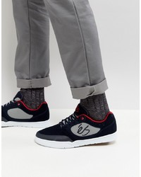eS Skateboarding Swift 15 Trainer In Navy
