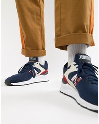New Balance X90 Trainers In Navy Msx90pla