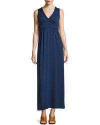 Navy maxi dress original 1398453