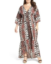 Tart Plus Size Camellia Maxi Dress