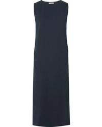 The Row Lani Stretch Cady Midi Dress
