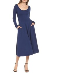 Long sleeve midi dress medium 5209139
