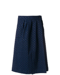 Essentiel Antwerp Textured Midi Skirt