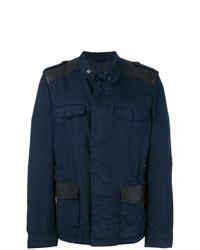 Etro Button Down Military Jacket