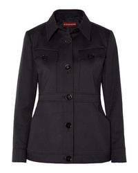 ALEXACHUNG Gabardine Jacket