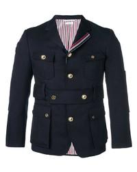 Thom Browne Norfolk High Break Sport Coat
