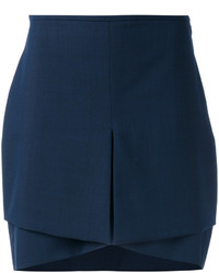 Navy mini skirt original 1459041