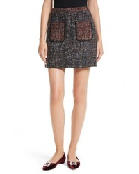 Ted Baker London Juley Patch Pocket Miniskirt