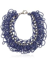 Alienina Altrove Brass Nylon Necklace