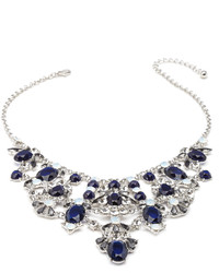 Forever 21 Faux Gemstone Statet Necklace