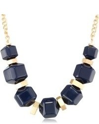 Kenneth Cole New York Modern Status Geometric Bead Necklace 20