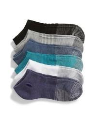 Ralph Lauren 6 Pack Ankle Socks