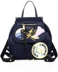 Marc Jacobs Nylon Patchwork Backpack