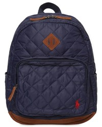 Ralph Lauren Quilted Nylon Backpack