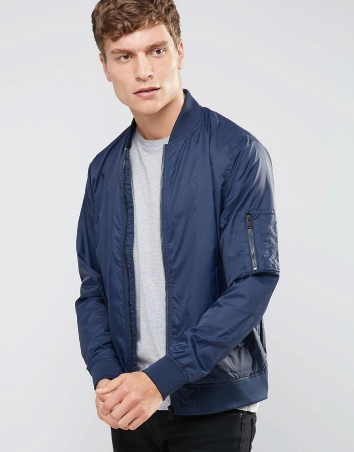 Jack jones nylon jacket