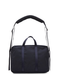 Comme des Garcons Homme Deux Navy Porter Classic Edition Nylon Briefcase