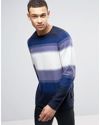 French Connection Stripe Ombre Knitwear
