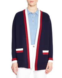 Sandro Anouchica Sweater Jacket
