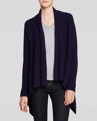 Bloomingdale's C By Basic Open Cashmere Cardigan