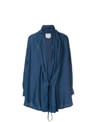 Vivienne Westwood Anglomania Tie Up Lightweight Jacket