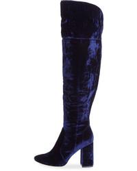 d0b39f5f1dc ... Joie Lalana Velvet 90mm Over The Knee Boot