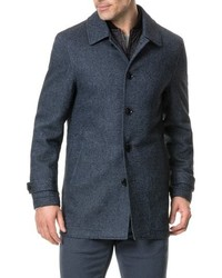 Rodd & Gunn Balmoral Forest Regular Fit Coat