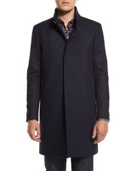 Theory Belvin Single Breasted Coat