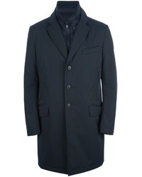 Fay Bernard Single Breasted Coat
