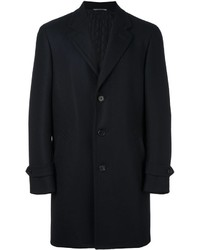 Canali Classic Single Breasted Coat