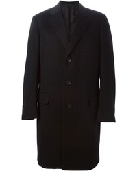 Canali Single Breasted Coat