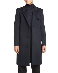 Bottega Veneta Cashmere Wool Overcoat