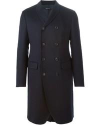 Giorgio Armani Classic Double Breasted Coat