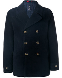 Fay Classic Double Breasted Coat